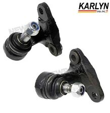 NEW BMW E46 325Xi 330Xi Pair Set of Front Inner Left & Right Ball Joint Karlyn