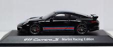 PORSCHE 911 Martini Racing Edition 1:43 SPARK Porsche dealer's box model