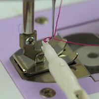 Fadeneinspanner Nadeleinfädler 1*Nadeleinsetzhilfe Durchzieh.Häckchen Sell