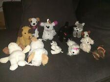 Mini Dog Plush Lot of 12