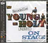 YOUNG-HOLT UNLIMITED-ON STAGE +2-JAPAN CD Ltd/Ed D73