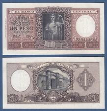 ARGENTINIEN / ARGENTINA  1 Peso (1956)  UNC  P.263