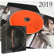 2019 Dimash Kudaibergen《iD》Album 2CD Mandarin + English Version Official Poster