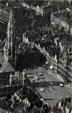 BG25803 la grand place vue  d avion  bruxelles brussel belgium