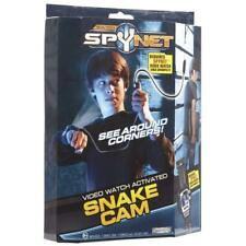 Spy Net Cam serpiente Juego Accesorio Reloj de video de James Bond esquinas