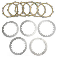 Clutch Kit Steel & Friction Plates Fits Yamaha DT125 DT125 R/LC RD125LC RZ125 B2