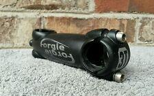 """3T Forgie 1-1/8"""" Threadless Stem 120mm Road TTT 26mm Clamp Black"""