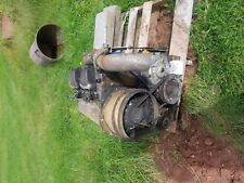 Hatz Z108 Air Cooled Diesel Engine From Zettelmeyer Loader 36hp