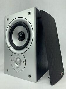 Polk Audio Monitor 30 Black Bookshelf Speaker. Single (1). CLEAN and TESTED