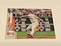 2020 Topps Baseball UK Edition Base Card - Aaron Nola - Philadelphia Phillies