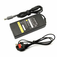 AC Adapter Charger 20V 4.5A 90W For IBM Lenovo Thinkpad T400 T500 T420 T61 UK