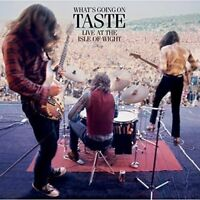 Taste - What's Going On Taste Live At The Isle Of Wight [CD]