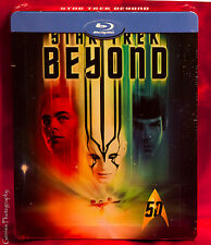 Star Trek Beyond Limited Edition Embossed Steelbook Import RARE BRAND NEW