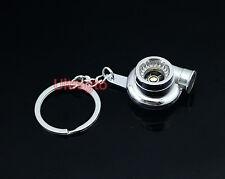 Tuning Auto Part Keychain Key Chain Ring Keyring Keyfob Car JDM Gift Model Turbo
