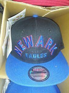 Newark eagles negro league snapback baseball cap