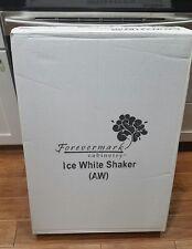 New in Box Quality Aspen Ice White Shaker cabinet 33w 18h 24d Forevermark