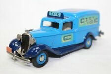 Brooklin Models 1:43 Scale 1935 DODGE VAN CITY ICE DELIVERY - BRK.16A