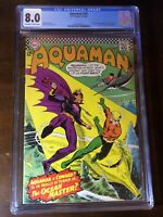 Aquaman #29 (1966) - 1st Ocean Master!!! - CGC 8.0!!! - Aquaman Movie Villain!!