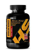 AFRICAN MANGO EXTRACT 1200mg - burning fat slimming capsule - 1 Bottle