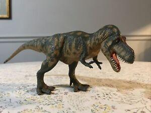 "T-Rex Tyrannosaurus Dinosaur BATTAT Inc 11"" Figure Hard Rubber H60001"