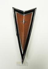 77-81 Firebird Trans Am Front Bumper Cover Nose Emblem GOLD S/E CREST
