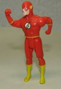 Vintage 1984 Kenner DC Super Powers The Flash Toy Action Figure Super Hero