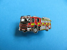 New Fire engine pin badge.
