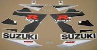 GSX-R 600 2005 full decals stickers graphics kit set motorrad adesivi aufkleber
