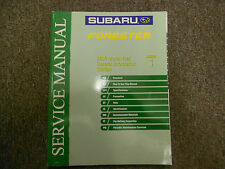 2003 Subaru Forester General Information Section 1 Service Repair Manual BOOK 03