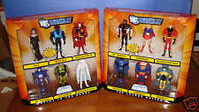DC Universe JLU Mutiny In The Bank & The League United