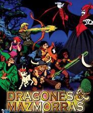 Calabozos y Dragones: En Español Latino, Serie Completa (4-DVD Set)