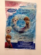 Disney Frozen Inflatable Swim Ring Age3+ New!