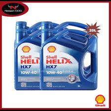 Shell 20 L Volume Vehicle Engine Oils