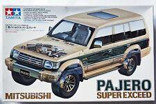 TAMIYA #24115 1/24 Mitsubishi Pajero super exceed scale model kit