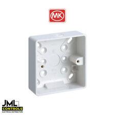 buy mk electric electrical fittings in diy ebay rh ebay co uk mk wiring accessories catalogue 2016 mk electric wiring devices catalogue