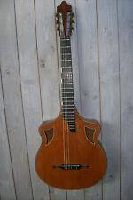 alte, antike Gitarre ( Wappengitarre ) Weissgerber ?