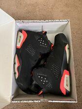 Jordan 6 Retro Infrared 2014 Size 9
