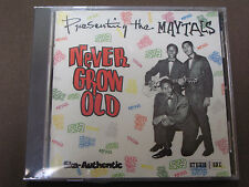 The MAYTALS Never Grow Old 1964 Studio One  1997 Heatbeat CD New