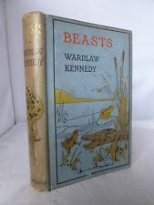 1900 - Beasts - Thumb-Nail Studies in Pets - Decorative HB Illustrated