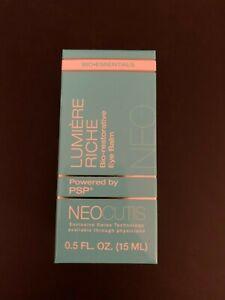 Neo cutis Lumiere Riche Bio-restorative Eye Balm 15ml