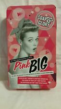 Soap & Glory Pink Big 3 piece gift set, New in Sealed Box