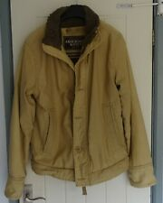ABERCROMBIE & FITCH 'ADIRONDACK' HEAVY WINTER COAT (SIZE  L)