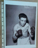 """SAMMY MCCARTHY STUNNING HAND SIGNED 10 X 8""""  PHOTO WITH COA - OFFERS ACCEPTED"""