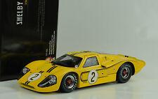 1967 Ford GT 40 MKIV 24H Le Mans #2  McLaren / Donohue 1:18 ShelbyCollectibles