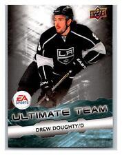 (HCW) 2011-12 Upper Deck EA Ultimate Team #EA2 Drew Doughty NM-MT Kings 02717
