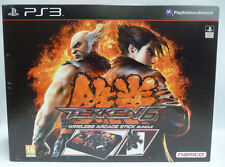 TEKKEN 6 WIRELESS ARCADE STICK Bundle LIMITED EDITION PS3 PLAYSTATION 3 NUOVO
