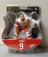 NEW Gordie Howe Limited Edition Vintage Hockey NHL Imports Figure Red Wings