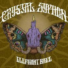 Crystal Syphon - Elephant Ball LP psych Quicksilver Byrds Grateful Dead
