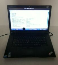 "Lenovo ThinkPad 0301 15"" Laptop Edge"