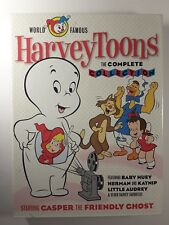 Harvey Toons (DVD, 4 DISC) 19 HOURS !! 1940'S 50'S RARE - Complete Collection